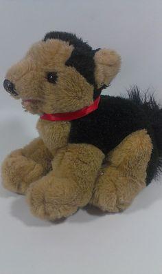 Vintage Westcliff Toys R Us Geoffrey German Shepherd Puppy Dog Stuffed Plush  #WestcliffToysRUsGeoffrey