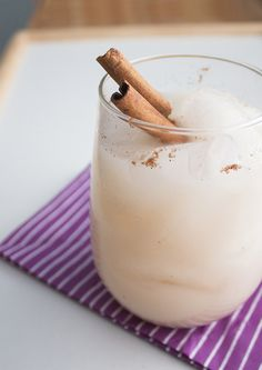 Best Horchata Recipe EVER | Just Add Sparkles