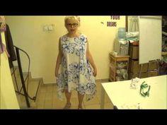 Un abito da cucire in 15 minuti. SITAM - YouTube