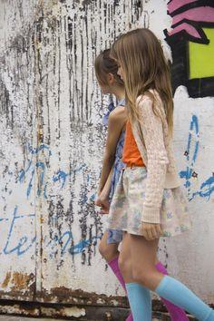 www.benghperprincipesse.nl, spring/summer collection 2015, bengh, kids fashion,