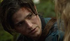 #The100 - Thomas Mcdonell as Finn Collins <3