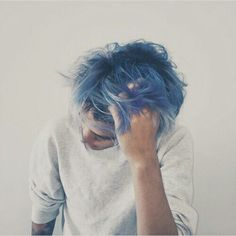 winston if he ever redyes his hair