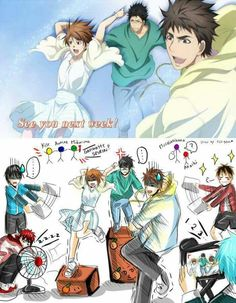 Another good one! Look at Kagami's face!!