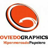 Oviedo Graphics Logo. Get this logo in Vector format from http://logovectors.net/oviedo-graphics/