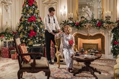"""Nothing says """"middle of the road"""" quite like Netflix's A Christmas Prince: The Royal Baby, the third film in the holiday-themed franchise starring Rose McIver as an American journalist who marries into the royal family of Aldovia. Netflix Titles, Netflix Movies, New Movies, Movies And Tv Shows, Movie Tv, Movies 2019, Movie Photo, Drama Movies, Rose Mciver"""