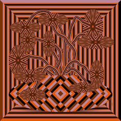 A selection of patterned works by graphic artist Antonio Carrau from Maldonado, Uruguay. Graphic Artwork, Graphic Design Typography, Geometric Artists, Illustration Design Graphique, Illustration Artists, Inspiration Art, Community Art, Artist Art, Design Art