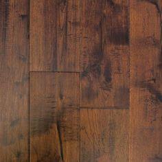 Abode Brushed Oak Shoe Leather 7 5 Inch Engineered