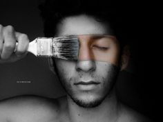 self portrait photography. Would be cool to do in photoshop Creative Portrait Photography, Eye Photography, Conceptual Photography, Photography Projects, Amazing Photography, Pinterest Photography, Colour Photography, Abstract Photography, Artistic Photography
