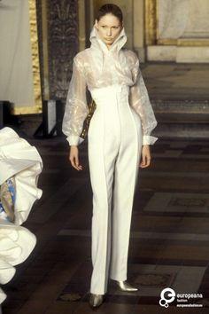 Alexander McQueen Givenchy Couture Spring-Summer 1997