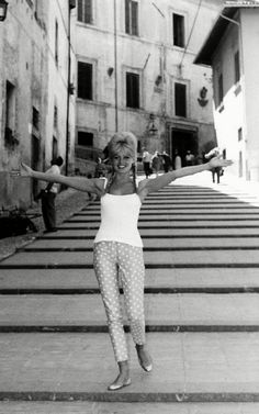 Brigitte Bardot PANTALONES - Pantalones tIe5ms