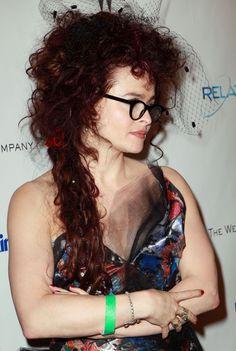 Helena Bonham Carter Photo - The Weinstein Company And Relativity Media's 2011 Golden Globe Awards Party - Arrivals