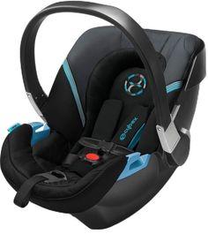Cybex Aton 2 Infant Car Seat (Black Sea)