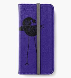 """Wings"" iPhone Wallet by"