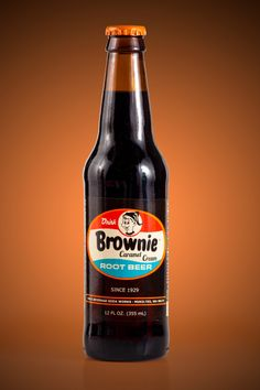 Brownie Caramel Cream Root Beer - Somewhat sweet root beer with a definite caramel cream flavor.  Kids said it tasted like cream soda.  Decent head, minimal bite or kick.  Solid brew but I prefer a more root beer flavor.  6 out of 10.