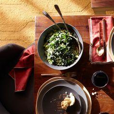shredded brussels sprouts kale salad