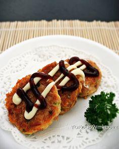 To Food with Love Tuna pancakes