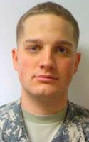 Army Spc. Jordan C. Schumann  Died July 5, 2011 Serving During Operation Enduring Freedom  24, of Port St. Lucie, Fla.; assigned to the 709th Military Police Battalion, 18th Military Police Brigade, 21st Theater Sustainment Command, Hohenfels, Germany; died July 5 in Paktia province, Afghanistan, of injuries suffered when enemy forces attacked their unit with an improvised explosive device.