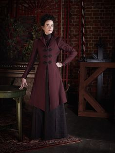 Eva Green as Vanessa Ives, for Showtime's Penny Dreadful