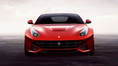 Ferrari F12 Berlinetta, this car have nice eyes and a good smile :-)