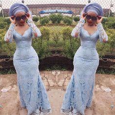 "3,458 Likes, 14 Comments - Aso Ebi Styles (@asoebibella) on Instagram: ""#AsoEbiBella✨ @style_doc007 Dress by @jbliving #AsoEbiBella"""