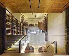Image 1 of 19 from gallery of Carpediem Restaurant / Sidharta Architect. Photograph by Fernando Gomulya