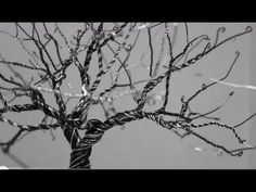 ▶ Wire Tree Tutorial - YouTube