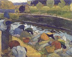Eugène Henri Paul Gauguin (French: [øʒɛn ɑ̃ʁi pol ɡoɡɛ̃]; 7 June 1848 – 8 May 1903) was a leading French Post-Impressionist artist who was not well appreciated until after his death. Gauguin was later recognized for his experimental use of colors and synthetist style that were distinguishably different from Impressionism. His work was influential to the French avant-garde and many modern artists, such as Pablo Picasso and Henri Matisse. Gauguin's art became popular after his death and many…