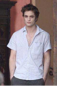 """New Moon"" - Edward Cullen (Robert Pattinson) (2009)"