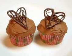Love cupcakes for 2