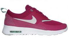 nike air max thea donna comfortable running scarpe atomic pink