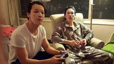 Facial masks and video games