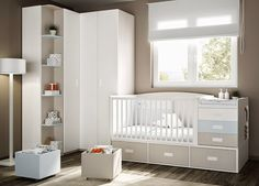 Baby Nursery Furniture, Baby Nursery Decor, Baby Bedroom, Room Baby, Nursery Neutral, Nursery Ideas, Room Ideas, Baby Boy Nurseries, Baby Cribs