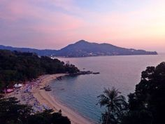 Lamsing beach phuket