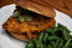 Homemade Baked Chick-Fil-A Copycat!