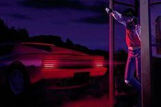Night Call - Kavinsky