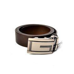 SCUUP | Scuup Men's Leather Belt MB017 - Brown