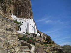 Amorgos in the Cyclades