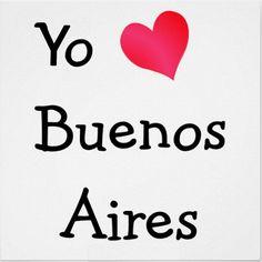 """""""Mi Buenos Aires querido, cuando yo te vuelva a ver, no habrá más penas ni olvido."""" Lyrics to """"El día que me quieras,"""" by Carlos Gardel."""