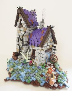 Very cool Lego build for Con to see ! 010915_LEGO_MedievalBuilds1