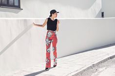 Statement Pants By Style Me Grasie