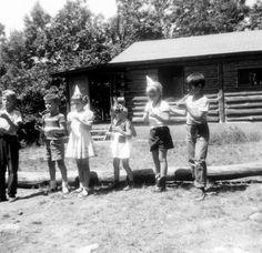 Birthday Party - 1953 | Flickr - Photo Sharing!
