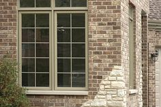 Mountain Brook Brick With Gray Mortar The Hermann Home
