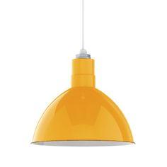 Ivanhoe™ Wilcox Deep Bowl Pendant | Warehouse Style Ceiling Light by BarnLightElectric.com