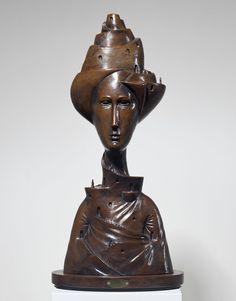 Sergio Bustamante Bronzes:El Faro