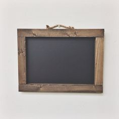 this listing is for a 16x12 rustic chalkboard frame outer dimensions 16x12 approx chalkboard space