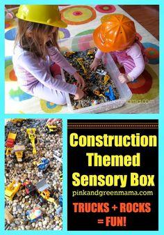 construction-themed-sensory-box-for-kids-trucks-rocks-play