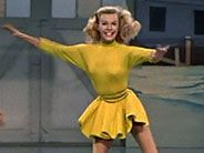 vera ellen beautiful dancer jazz tap number in white christmas