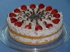 Yogurette-Torte 40
