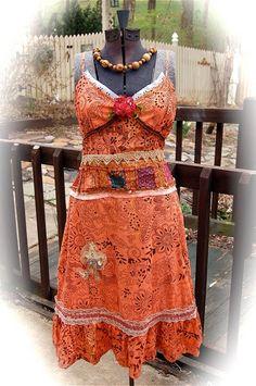 Embellished Sun Dress