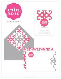 Erin Rene Photography | Emma J Design Branding and Design